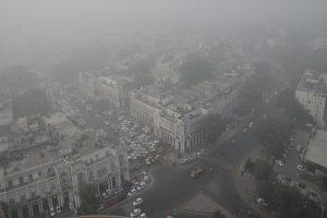 Air Quality of Delhi worsens, season's worst air day recorded at AQI 304
