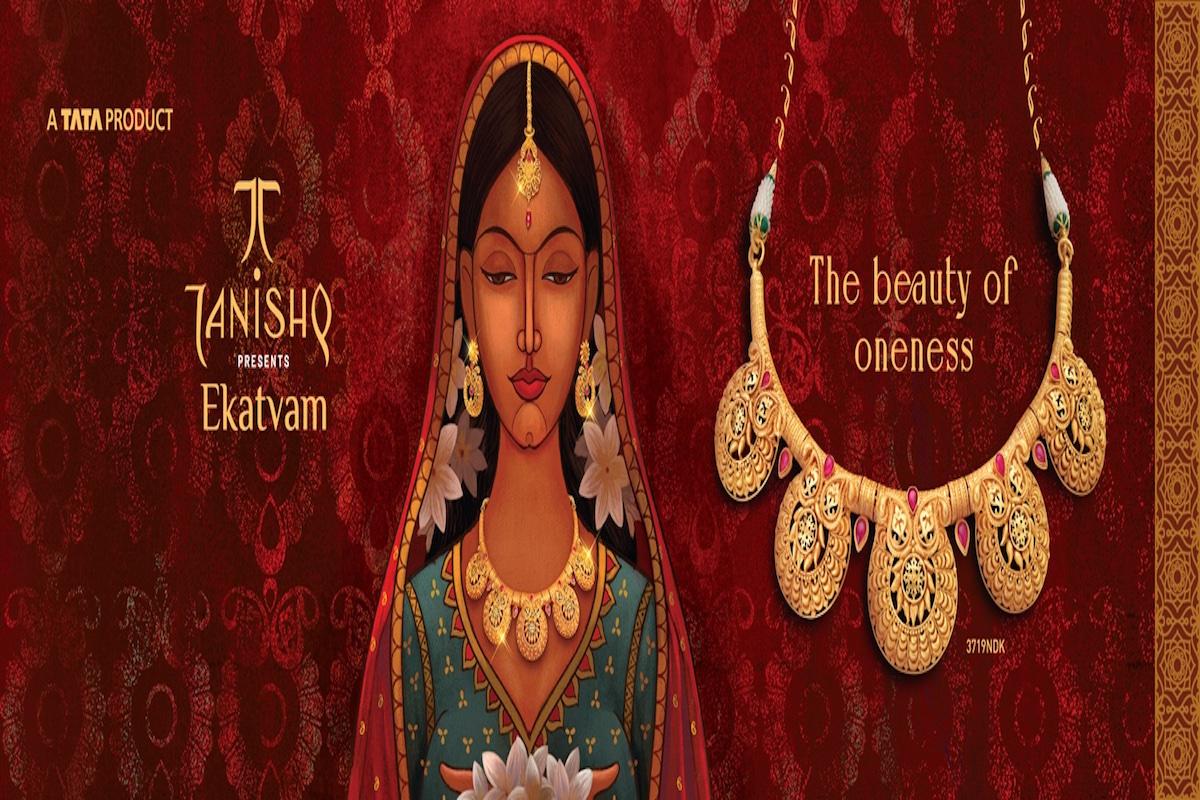 Tanishq, Jewellery brand, social media, baby shower,
