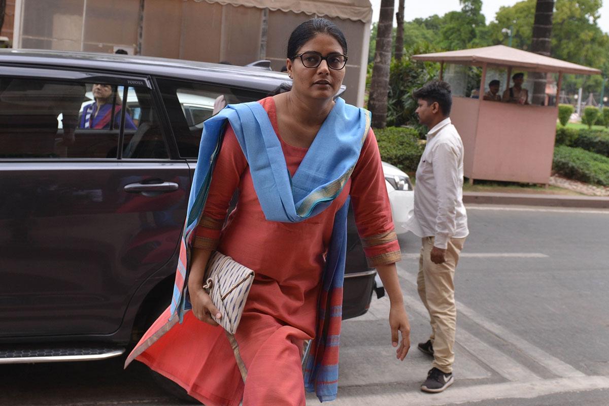 Mirzapur 2, Anupriya Patel, Apna Dal, Ban Mirzapur 2, Shweta Tripathi Sharma, Pankaj Tripathi