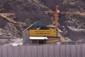 PM Modi to open crucial Atal Tunnel today
