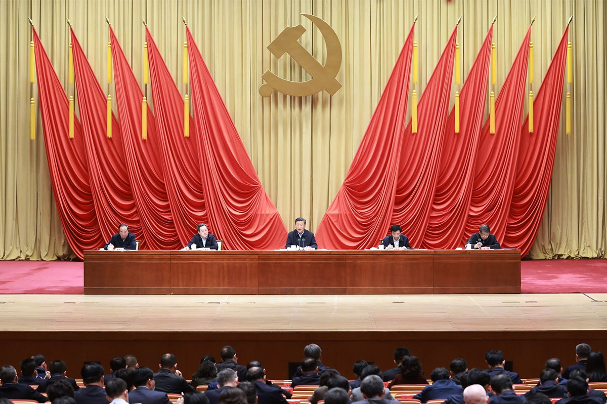 19th CPC, Xi Jinping, Beijing, China