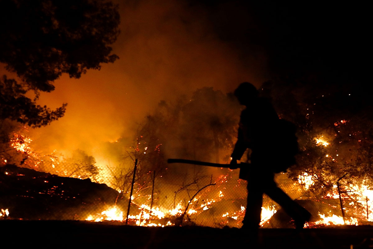 California Wildfires, California Department of Forestry and Fire Protection (Cal Fire)