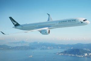 HK's Cathay Pacific to eliminate 8,500 job posts