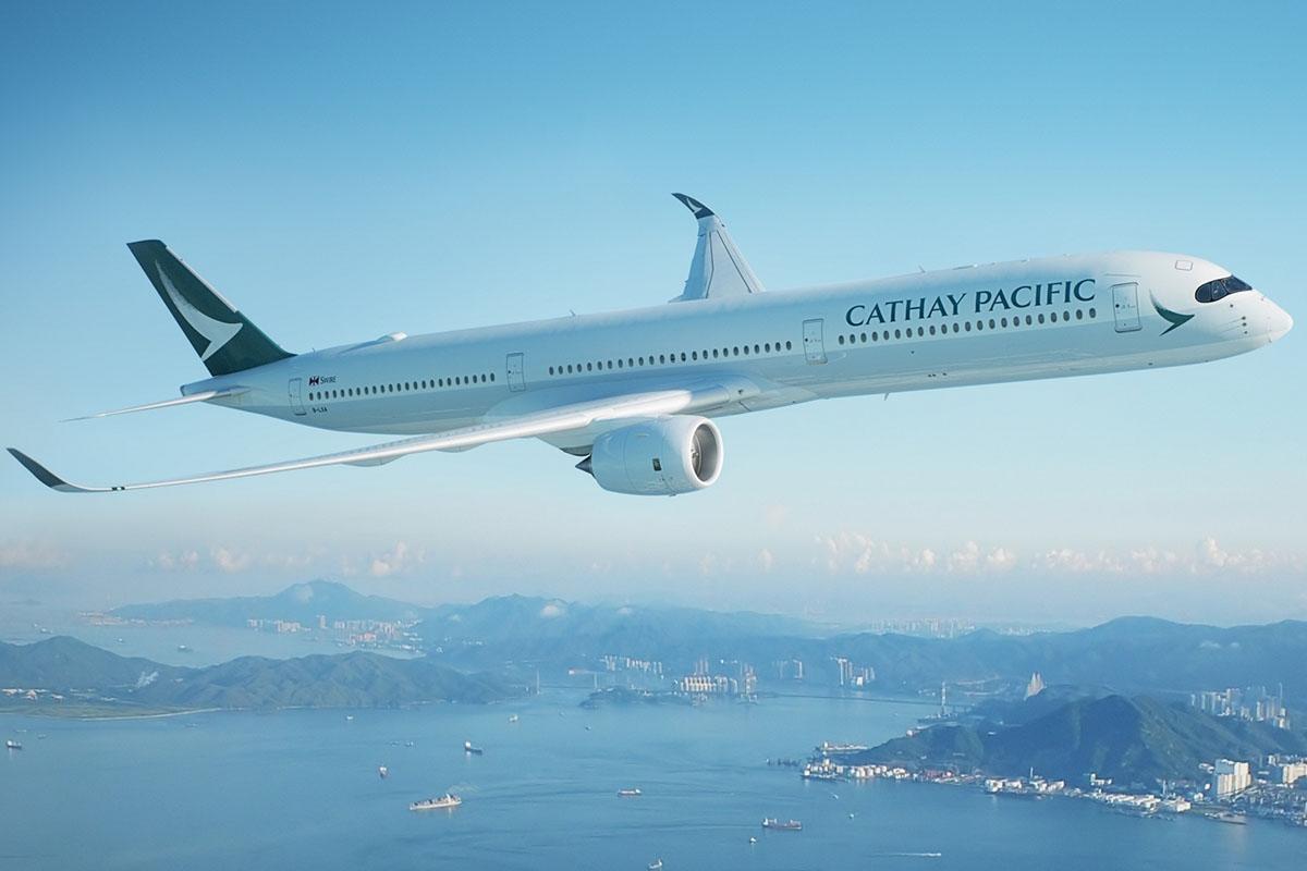 Cathay Pacific, Hong Kong, Aviation, Pandemic fallout, Augustus Tang