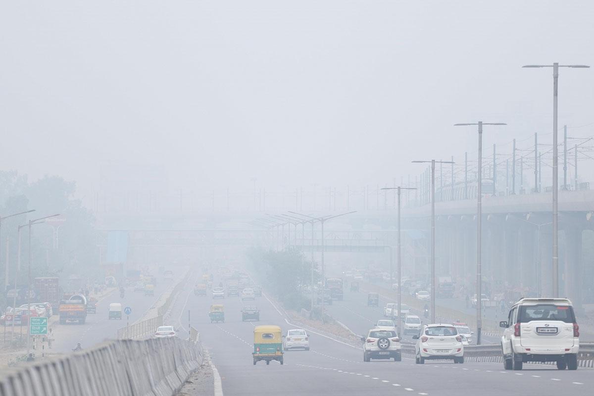 Delhi, Air Quality, Anand Parbat, Ashok Vihar, Vijay Dashmi celebrations