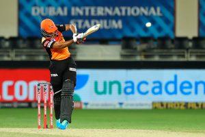 IPL 2020: Kane Williamson praises Priyam Garg after youngster's half-century