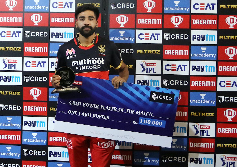 IPL 2020: Mohammad Siraj creates flurry of records after rattling KKR batsmen