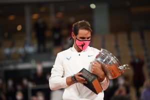 Rafael Nadal beats Novak Djokovic to lift French Open 2020 title; equals Roger Federer's record