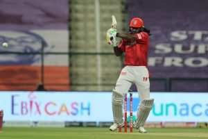 IPL 2020: Chris Gayle fined 10 per cent match fee for breaching Code of Conduct