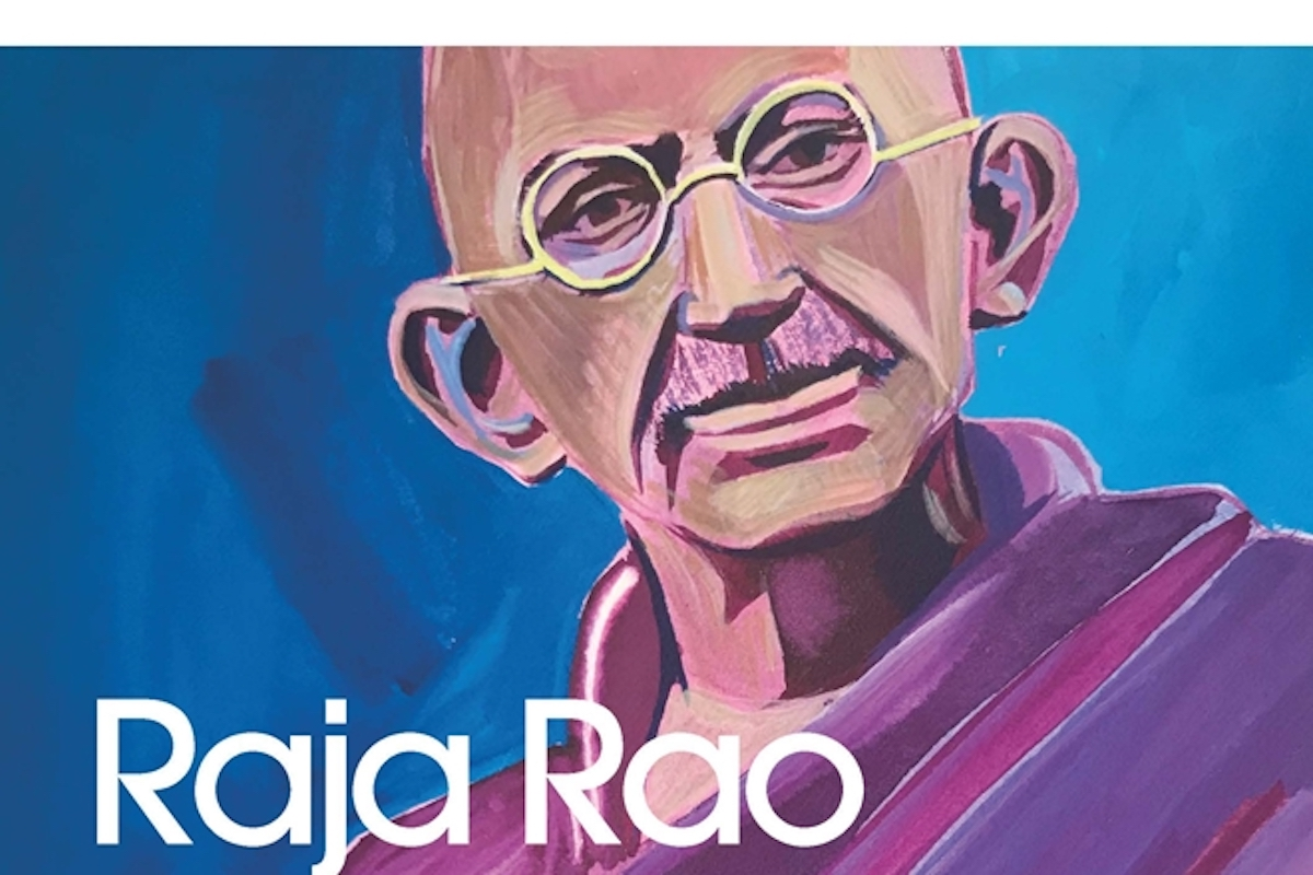 biography of the Mahatma Gandhi, Raja Rao, literature