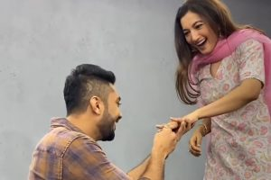 Gauahar Khan denies rumours of marriage with Ismail Darbar's son