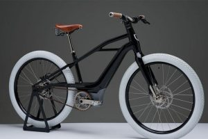 Harley-Davidson unveils its first electric bicycle called 'Serial 1′