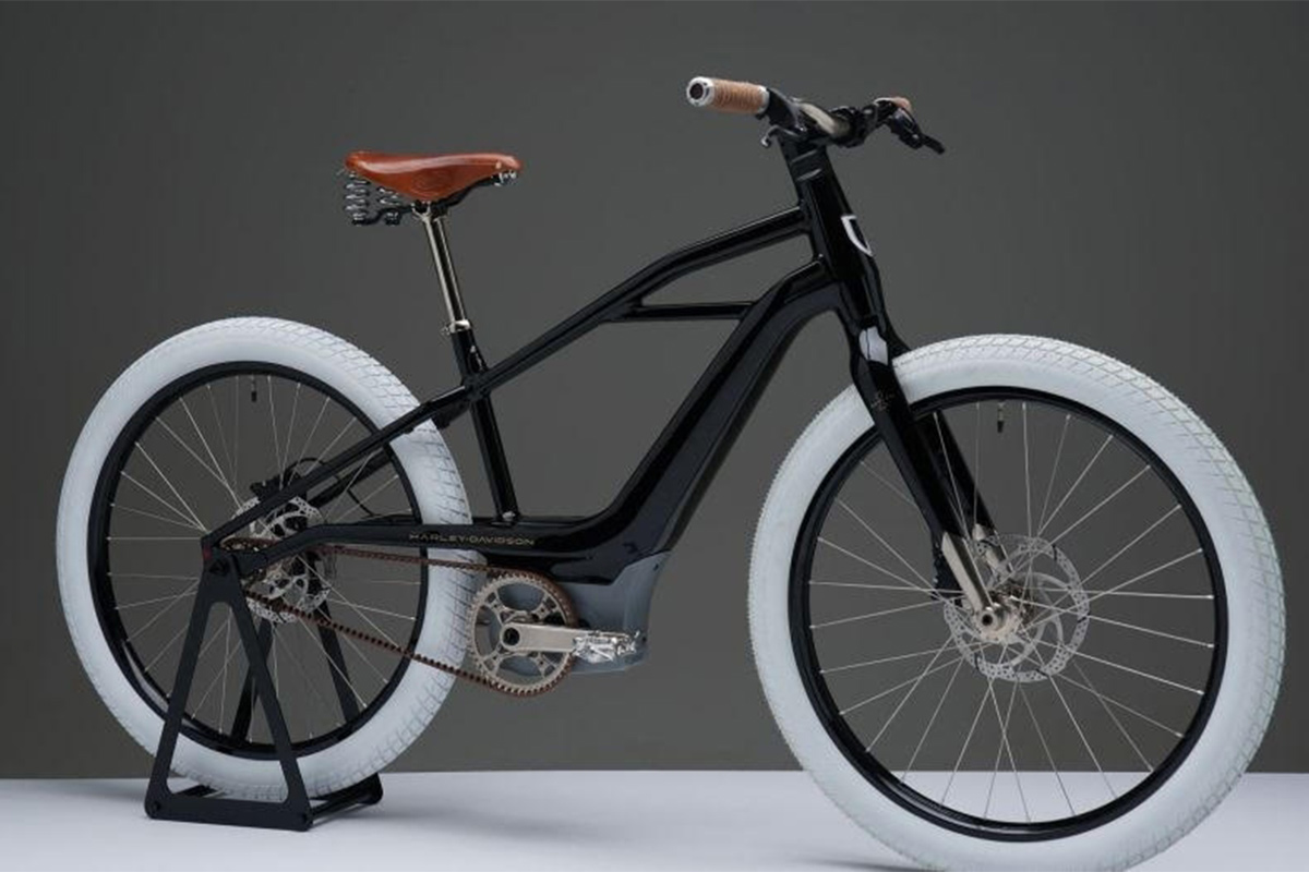 Harley-Davidson, Serial 1, electric bicycle