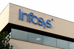 Infosys shares tumble over 3%