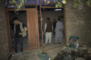 Kabul suicide attack death toll reaches 30