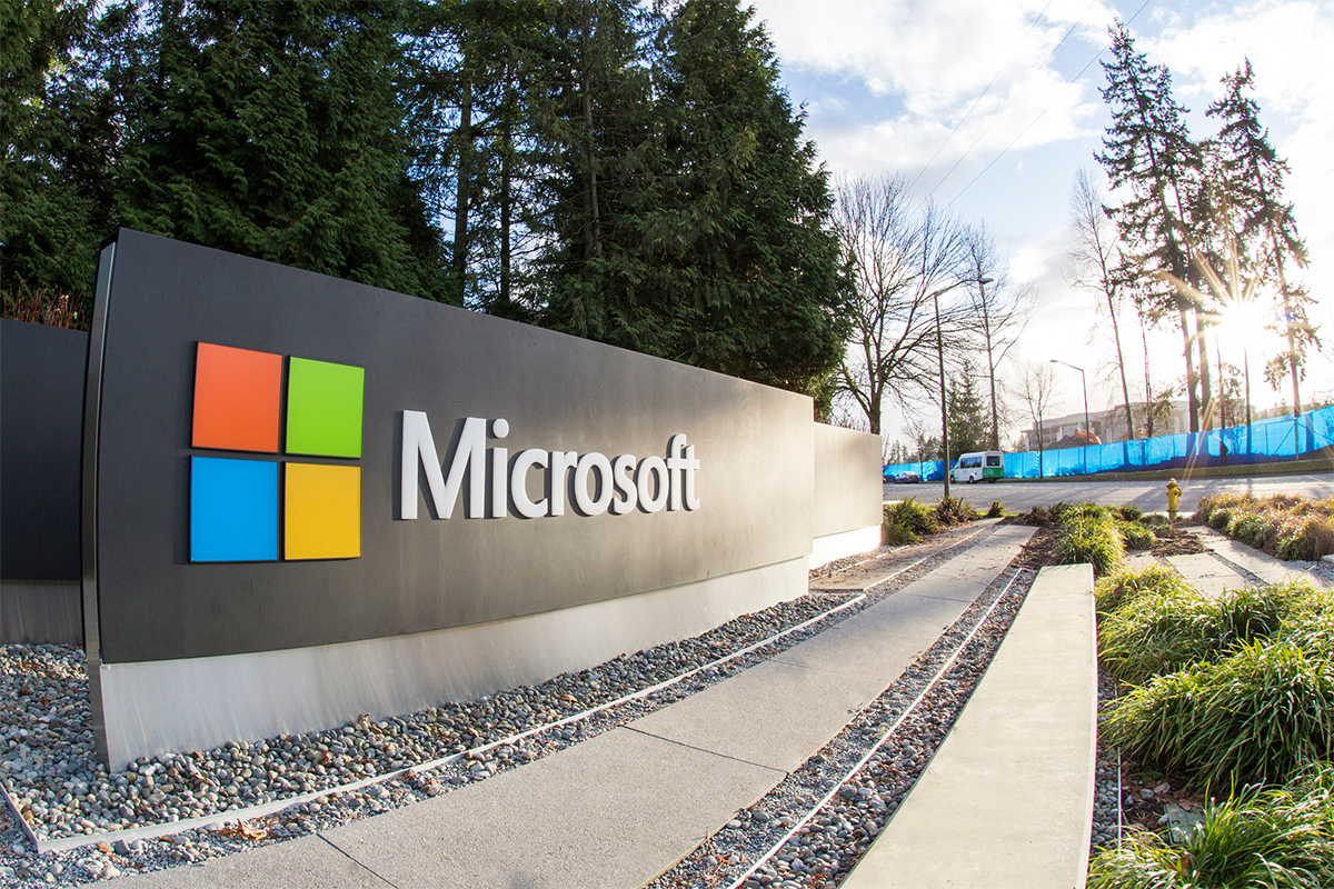 Microsoft, global workforce, 2020 Diversity and Inclusion