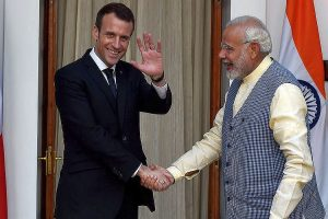 PM Modi extends support to France in fight against terrorism; Foreign Secretary reaches Paris on scheduled visit