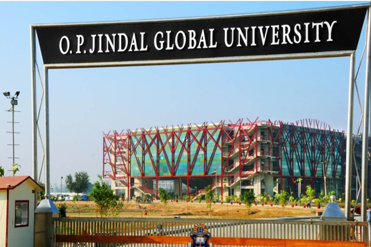 Jindal School, O.P Jindal Global University (JGU), Finance, Banking, Entrepreneurship, Education