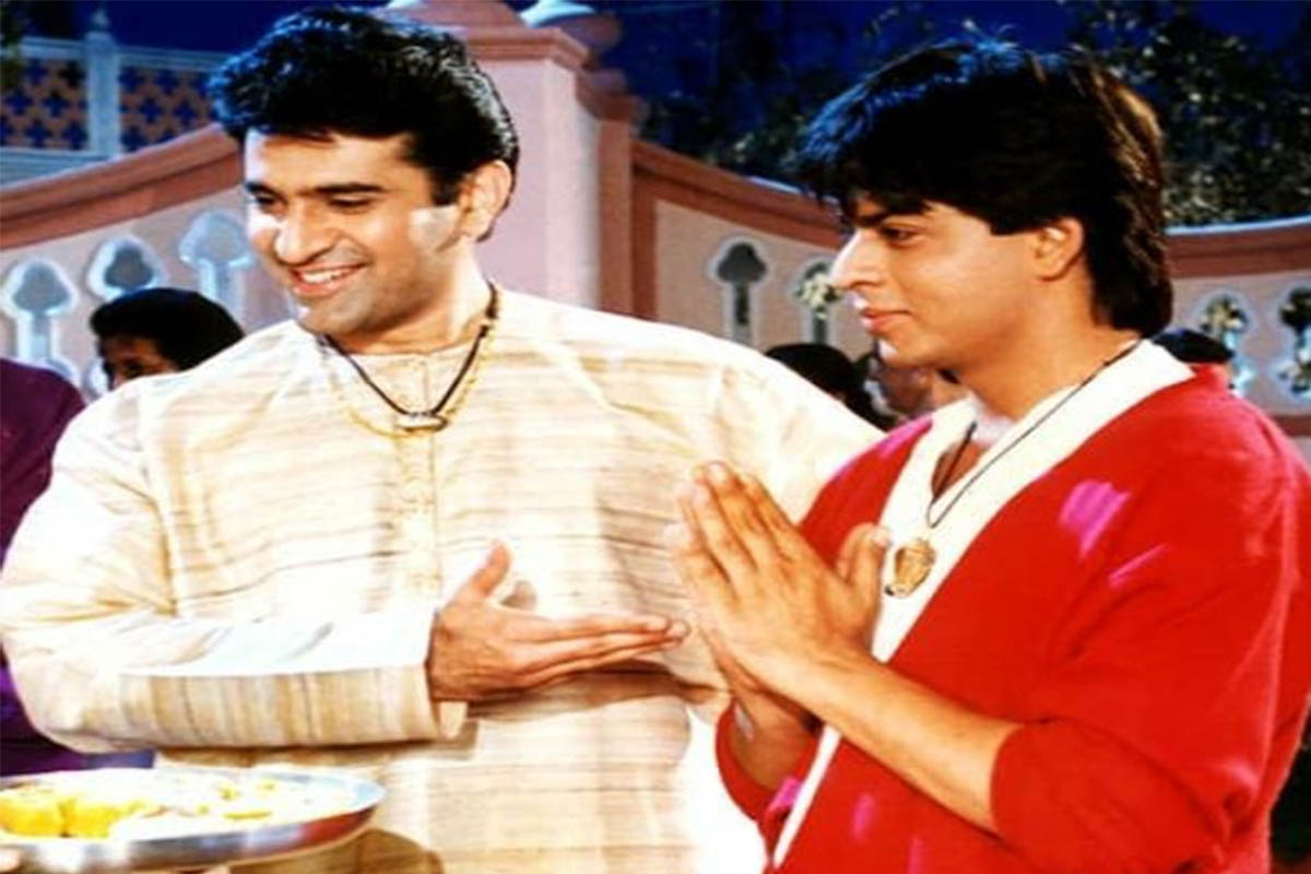 DDLJ, Parmeet Sethi, Shah Rukh Khan, Aditya Chopra, Bollywood