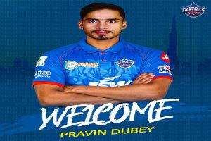 IPL: DC bring in Pravin Dubey as replacement for Amit Mishra