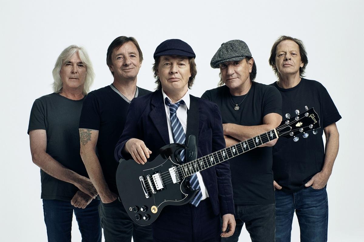 AC/DC launch comeback album with single 'Shot in the Dark'