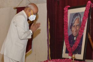 President, PM pay homage to Dr Kalam on his birth anniversary