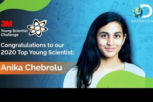 Indian-American teenager scientist Anika Chebrolu wins $25K prize