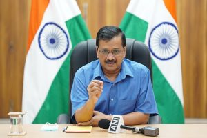 Pollution caused due to stubble can be substantially reduced if all governments work together: Arvind Kejriwal