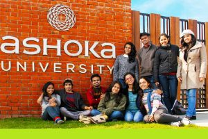Ashoka University's Economics Department ranked no. 1