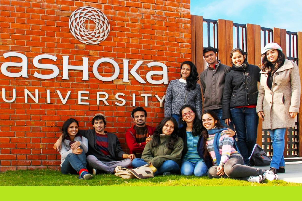 Ashoka University, Economics