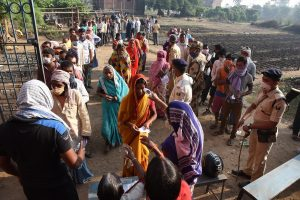 Bihar Elections: 33.1 % voting recorded till 1 pm