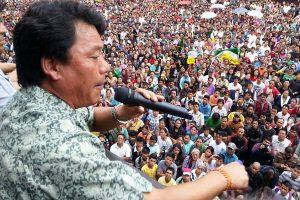 Bimal faction names Hill poll candidates