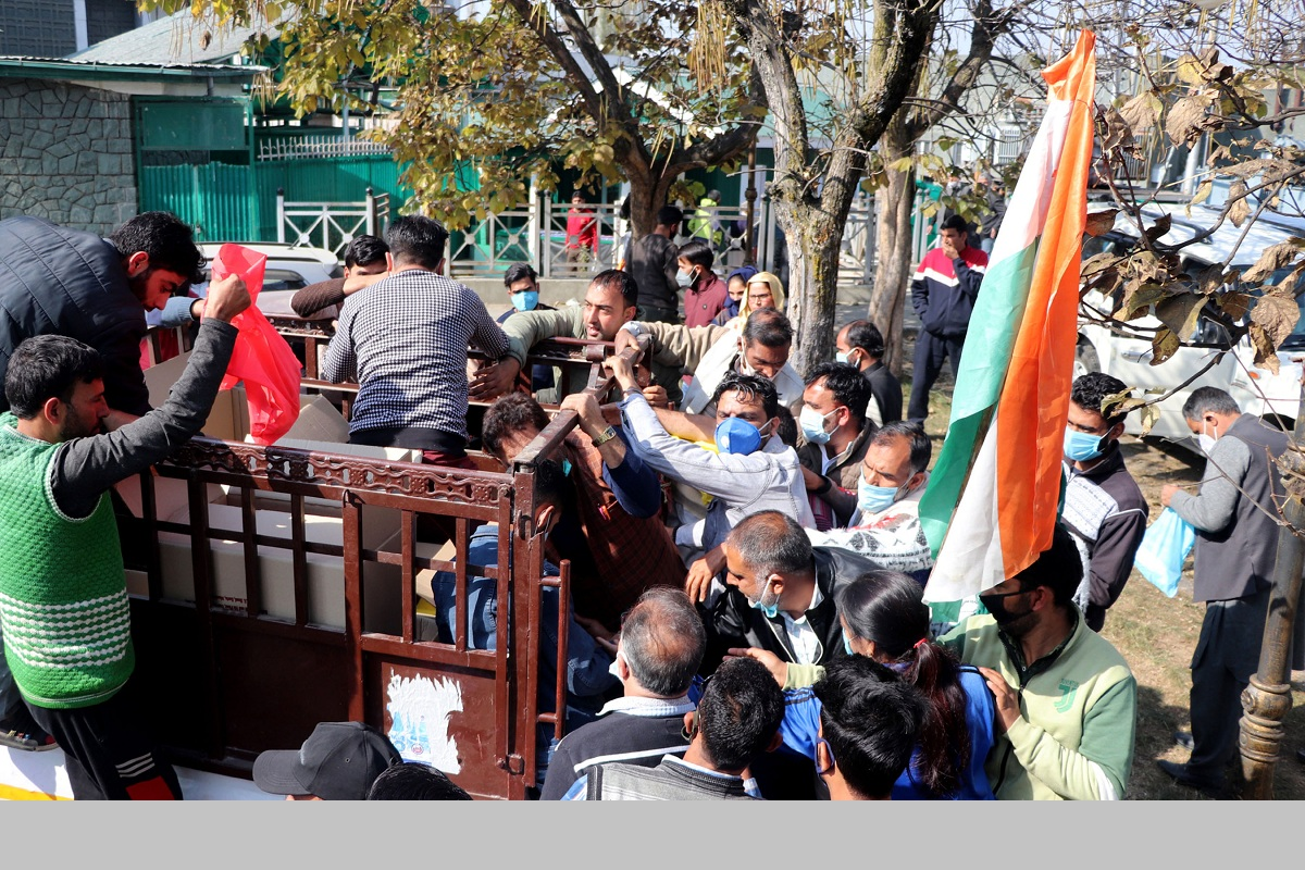 J&K's Accession Day, India, Jammu, Accession Day, Jammu and Kashmir, Pakistani, Pakistan, Kashmir, Indian Army, Srinagar, BJP, Congress, Panthers Party, Maharaja Hari Singh, Jammu Kashmir