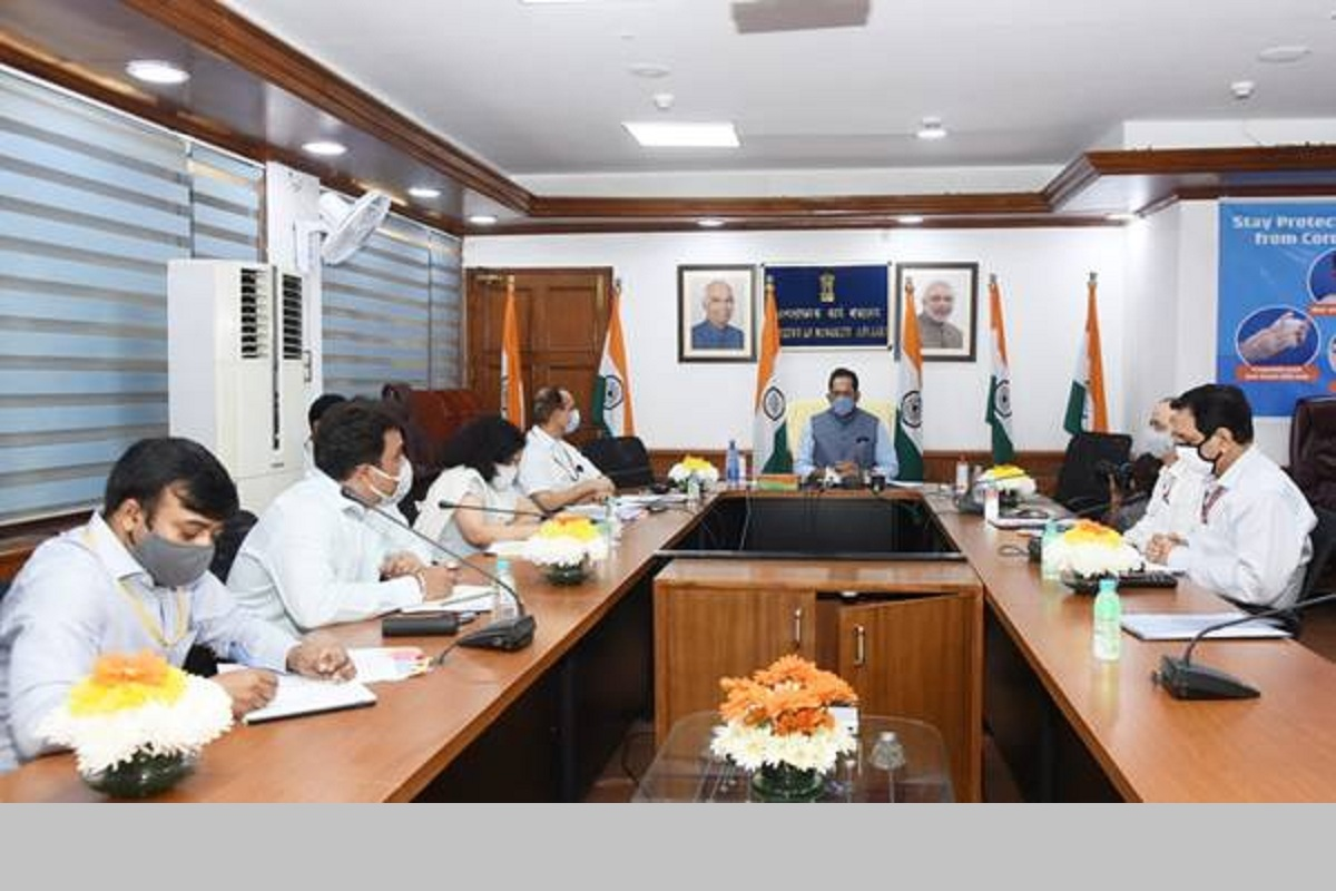Mukhtar Abbas Naqvi, Haj 2021, Haj, Saudi Arabia, India, Corona, Government of India, Haj Committee