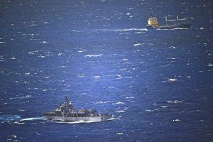 Indian Navy is the preferred security partner of Nobel Laureate UNWFP
