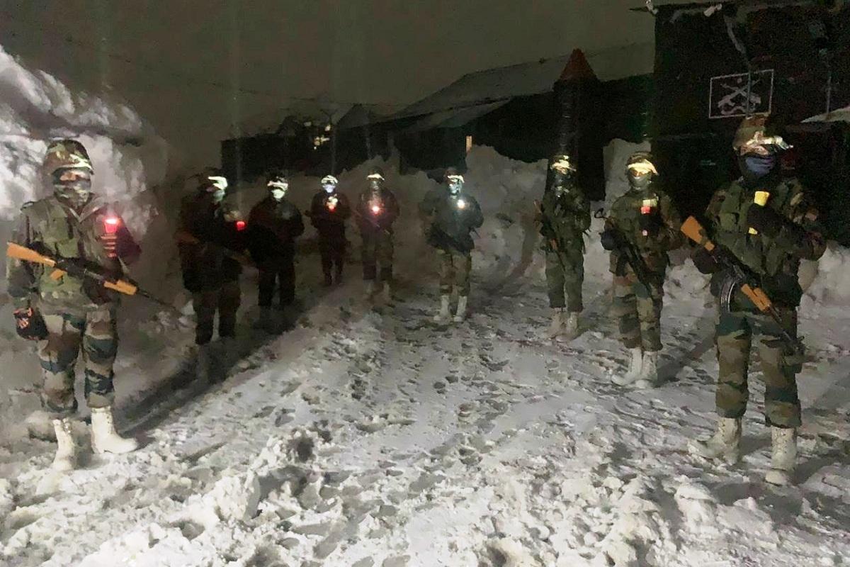 Indian Army, Siachen Glacier, Ladakh, IAF, LAC, Indian Air Force