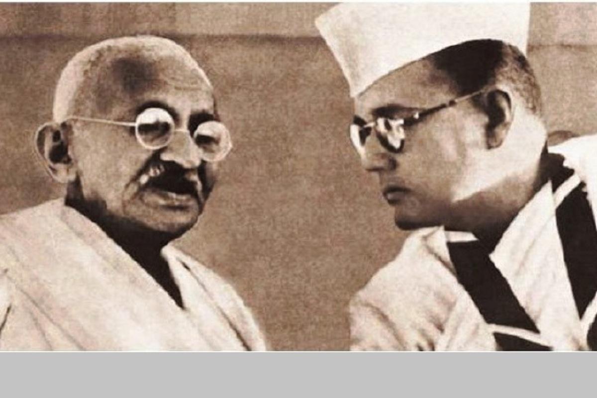 Facts, Mahatma Gandhi, South Africa, Subhas Chandra Bose