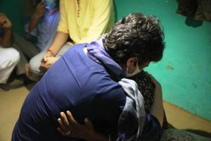 Hathras case: Rahul, Priyanka meet victim's family; Yogi Adityanath orders CBI probe