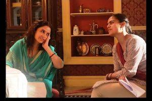 Rasika gives 'Mirzapur' twist to 'Rasode main kaun tha' meme