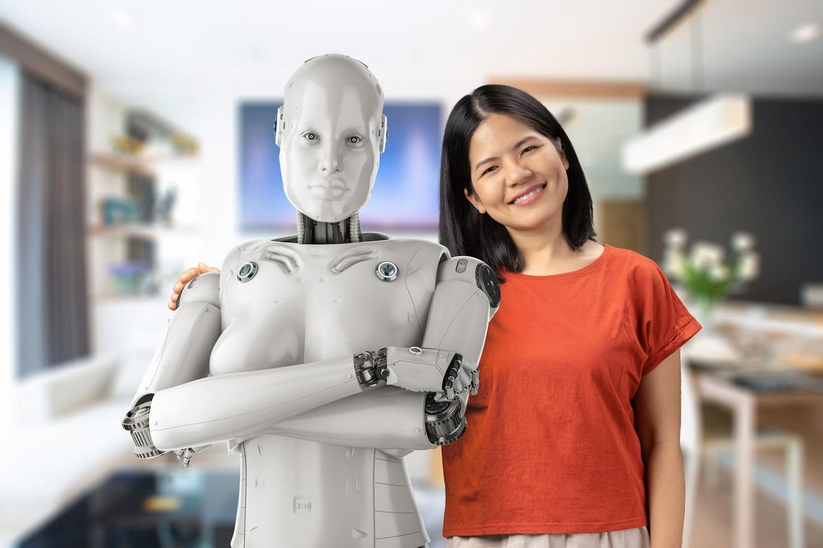 robots, mental health, Covid-19