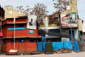 30 years dream of cinema hall in Kashmir shattered