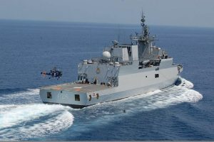 Indian Navy – Sri Lanka Navy maritime exercise SLINEX-20 off Trincomalee starts tomorrow