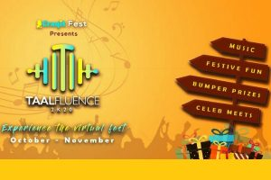 Craqit to present global virtual music fest 'TaalFluence 2K20' for musicians across the world