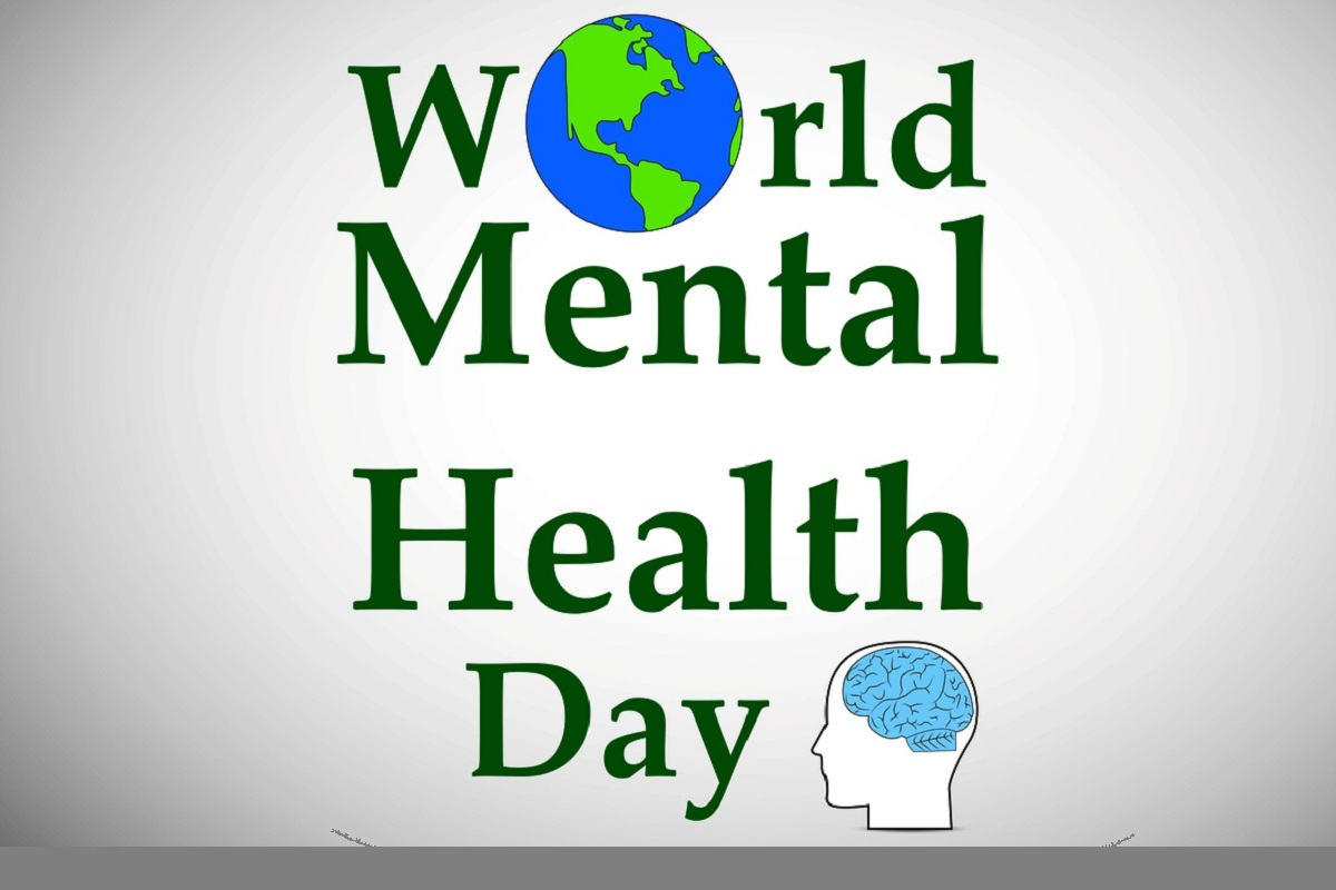 World Mental Health Day, mental health, Depression, WHO