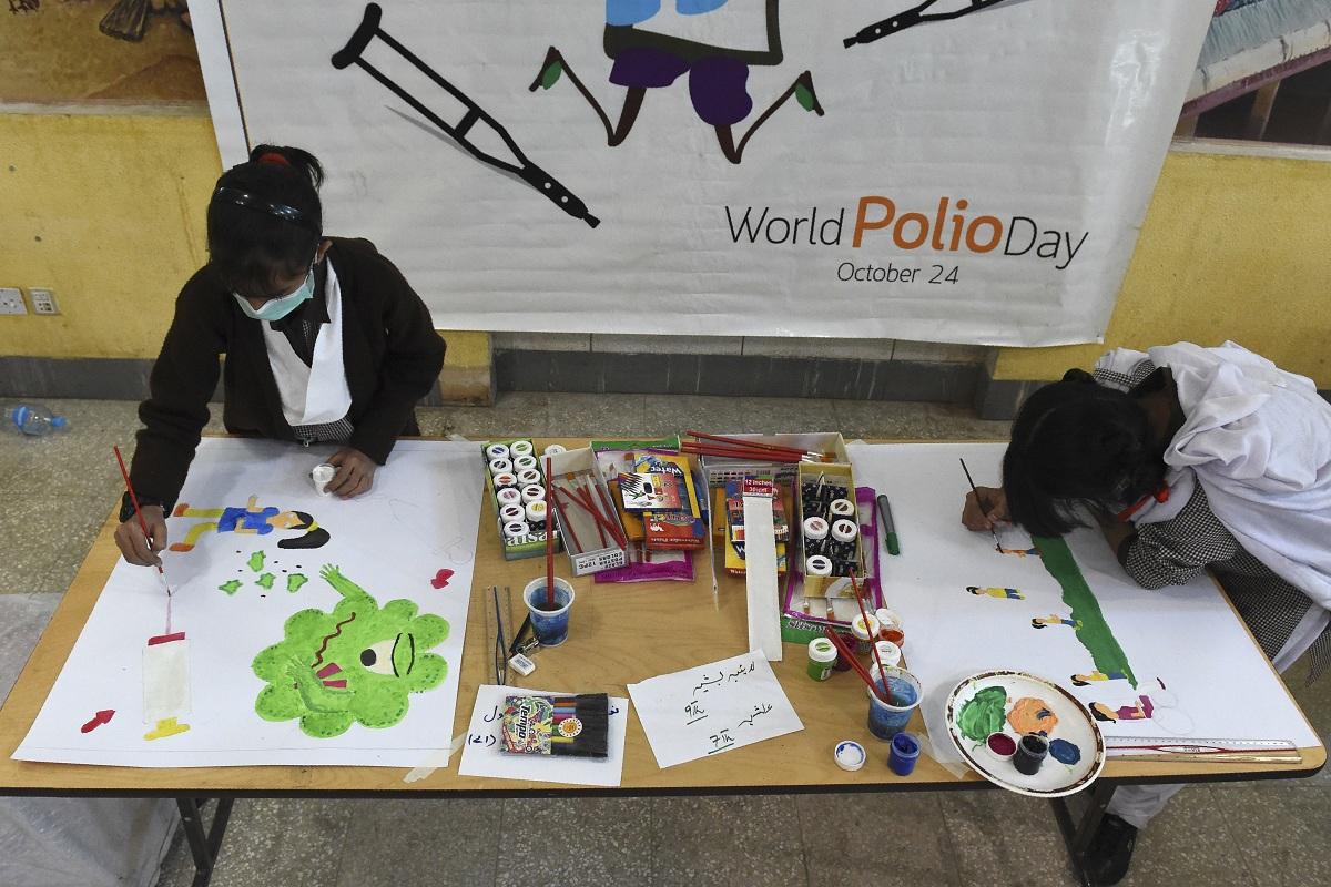 World Polio Day, Polio, WHO, COVID-19 pandemic, COVID-19, Bangladesh, India, Indonesia, Myanmar, Nepal, Uttar Pradesh