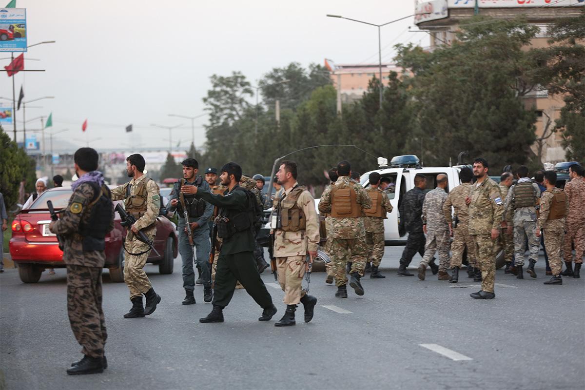 Kabul, Crime