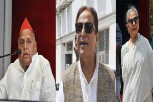 Mulayam, Azam in SP star campaigner list, Jaya missing