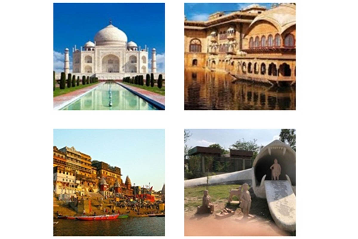 Uttar Pradesh, Tourism, India, Indian Tourism Statistics (ITS)