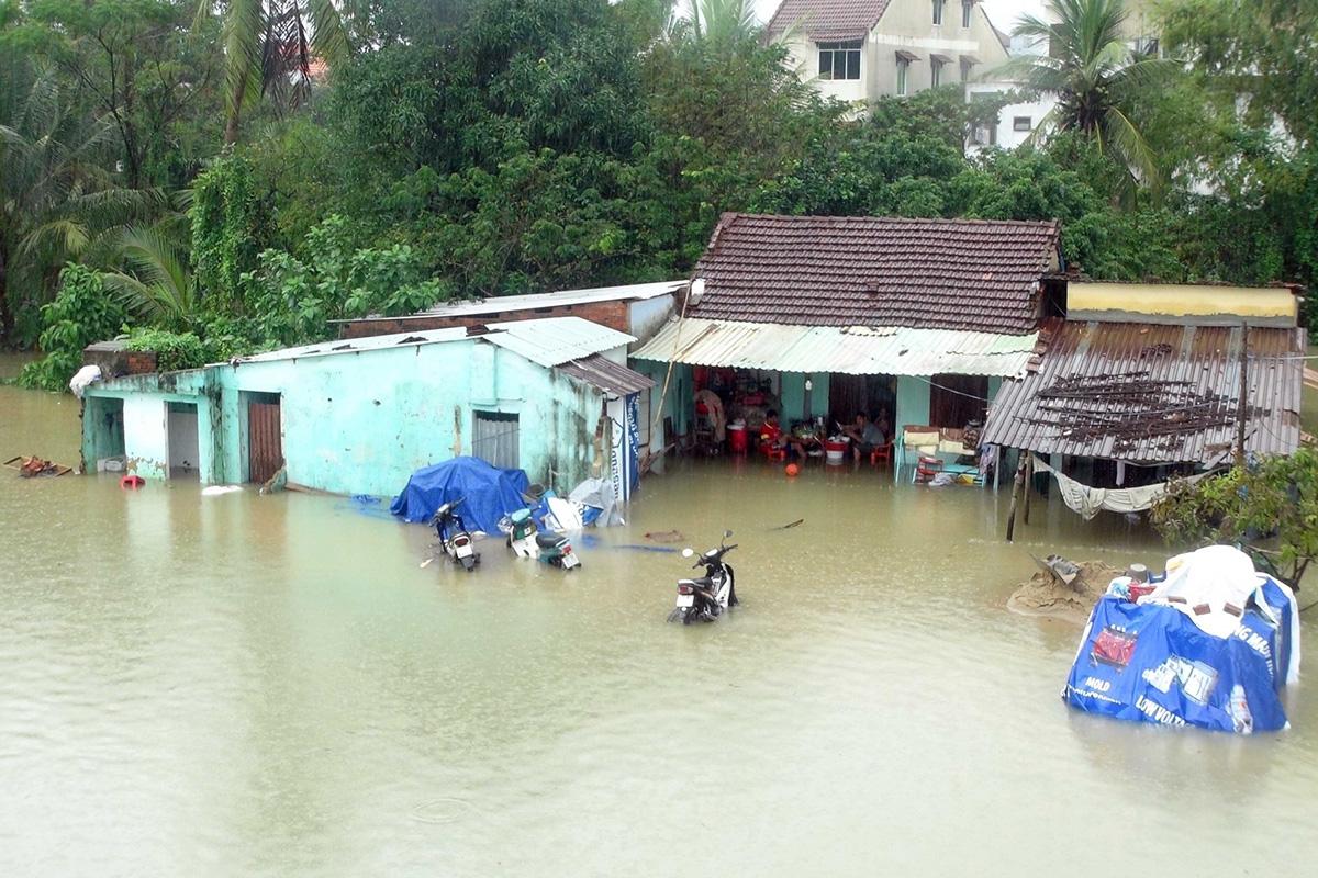 Vietnam flood 2020, World, landslides