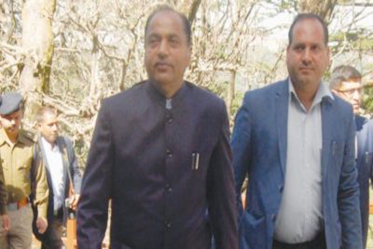 Himachal CM launches 'e-Parivahan Vyavstha' to provide online services